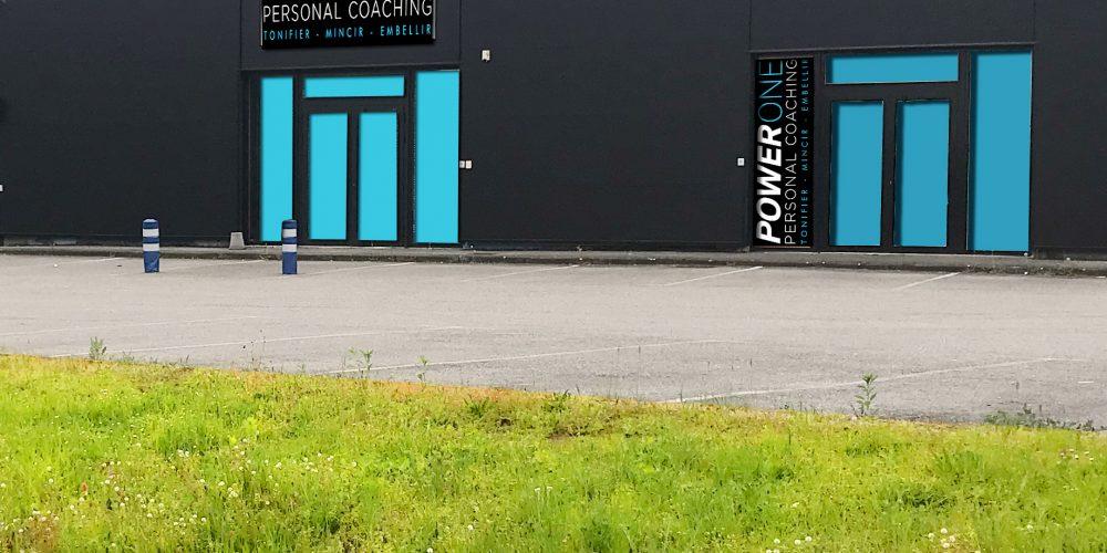 Nouveau centre à Marly