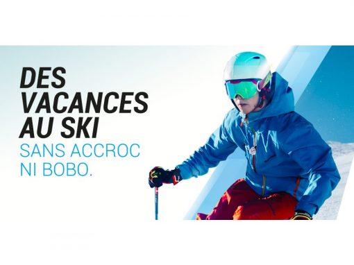 Des vacances au ski sans accroc ni bobo
